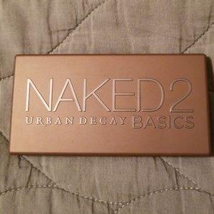 Urban Decay Naked2 Eyeshadow Kit (used)